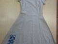 Lõpupäeva kleit (õmblemine,tikkimine, heegeldamine)